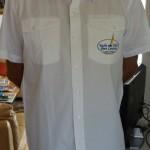 Chemise blanche ou beige 23€ (Tailles M à XL)