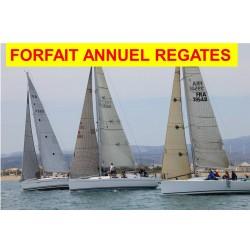 FORFAIT ANNUEL REGATE 2021