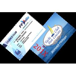 Pack REGATE EQUIPIER 2021
